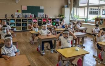যেভাবে করোনার মধ্যেও শিক্ষাপ্রতিষ্ঠান খোলা রেখেছে জাপান